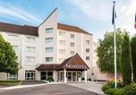 Hôtel 4 étoiles Meursault - Novotel Beaune-4