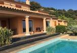 Location vacances Collobrières - Villa Collines Bleues 2 251-1