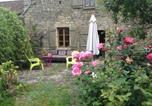 Hôtel Bessines-sur-Gartempe - Maison typique Limousine-4
