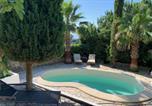 Location vacances Dosrius - Premium Habitat El Ciprés-4