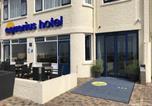 Hôtel La Haye - Aquarius Hotel-1