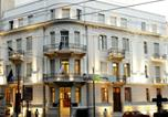 Hôtel Athènes - Art Hotel Athens-1