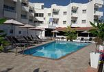 Hôtel Musée Piérides de Larnaka - Boronia Hotel Apartments-1