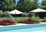 Location vacances Pourrières - Le Clos Geraldy - Charming B&B et Spa-3