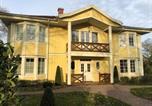 Villa Berlin Hostel Pension Hotel