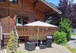 Location vacances Les Houches - 3 bed chalet with sauna, terrace and great views !-3