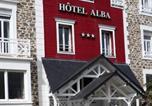 Hôtel Saint-Coulomb - Hotel Alba-4