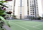 Location vacances Spring Hill - Sk2 - Charming Skyline Cbd w River Views 3 Br Private Apartment-3