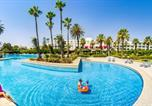 Hôtel Sousse - Hasdrubal Thalassa & Spa Port El Kantaoui-2