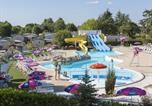 Camping avec Parc aquatique / toboggans Centre - Camping Siblu Domaine de Dugny - Funpass Inclus-2