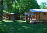 Camping Station de ski Gourette - Camping Sites et Paysages La Forêt Lourdes-1