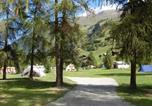 Camping avec Piscine couverte / chauffée Suisse - Camping Molignon-2