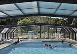 Camping  Acceptant les animaux Seine-Maritime - Flower Camping La Chênaie-1