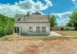Location vacances  Aisne - Cozy Farm House in Boncourt with Barbeque-4