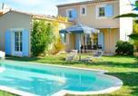 Location vacances Gargas - Holiday Home Le Clos Savornin - Ssn112-1