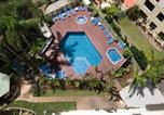 Villages vacances Broadbeach - Aloha Apartments-4