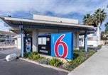 Hôtel Oceanside - Motel 6-Oceanside, Ca, Marina-1