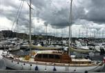 Hôtel Trouville-sur-Mer - Port Deauville Yacht vintage-4