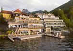 Hôtel Traunkirchen - Seehotel Das Traunsee-3