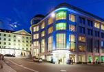 Hôtel Altstätten - Einstein St. Gallen-1