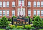 Hôtel Gettysburg - Federal Pointe Inn, an Ascend Hotel Collection Member-1