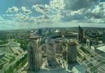 Location vacances Astana - Северное Сияние 35 этаж-2