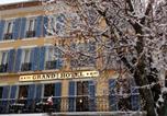 Hôtel Saint-Vincent-les-Forts - Le Grand Hotel-2