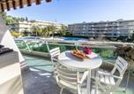 Location vacances Mandelieu-la-Napoule - Appartement confortable dans résidence de standing avec piscine-1
