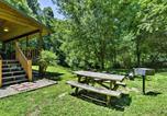 Location vacances Bryson City - Bryson City Cabin w/Hot Tub & Fire Pit on Creek!-1