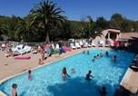 Camping avec Piscine couverte / chauffée Saint-Martin-d'Entraunes - Camping L'Orée d'Azur-1