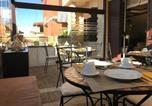 Hôtel Fiumicino - La Maison Royale-3