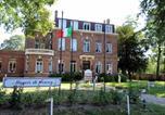 Hôtel Cuincy - Logis Manoir de Fourcy-4
