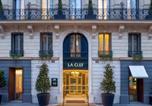 Hôtel 5 étoiles Paris - La Clef Tour Eiffel-2