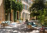 Hôtel 4 étoiles La Celle - Hotel La Magdeleine Mathias Dandine-3