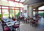 Hôtel Moselle - Best Hotel Hagondange-4