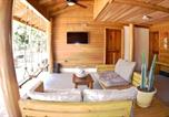 Hôtel Tamarindo - Casa Aura: Beachfront Premium Hostel-3