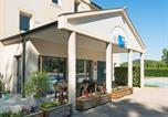 Hôtel Chille - Ibis Budget Lons le Saunier - A39-2
