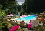 Camping avec WIFI Saint-Laurent-les-Eglises - Camping Pont du Dognon-2