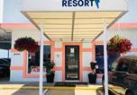 Hôtel Wildwood Crest - Olympic Island Beach Resort