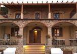 Hôtel Province de Livourne - B&B Villa Alba Restaurant-3