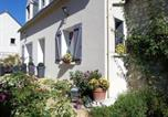 Location vacances Avon-les-Roches - Gîte Cravant-les-Côteaux, 6 pièces, 10 personnes - Fr-1-381-395-1