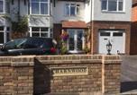 Location vacances Shrewsbury - Charnwood Guest House-1