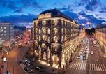 Hôtel Saint-Pétersbourg - Hotel Wawelberg-2