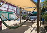 Hôtel Belize - Sandbar Beachfront Hostel & Restaurant-2