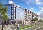 Hôtel Rouen - le Zénith - Holiday Inn Express - Rouen Centre - Rive Gauche-1