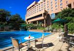 Hôtel Naha - Ana Crowne Plaza Okinawa Harborview-1