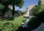 Hôtel Collias - Maison De La Bourgade-3