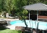 Location vacances Nans-les-Pins - Villa Terre Neuve-1