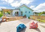 Location vacances Hamilton - The Greenhouse - Raglan Holiday Home-1