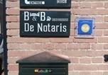Hôtel Ooststellingwerf - B&B de Notaris-2